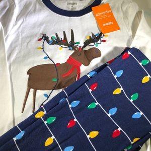 Gymboree pajamas Christmas Gymmies Christmas 🎄